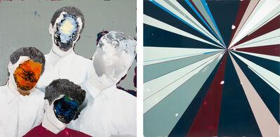 Chen Yun, 'Rainbow. Vanishing Point of Four', 2013