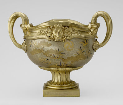 'Mounted bowl', ca. 1760