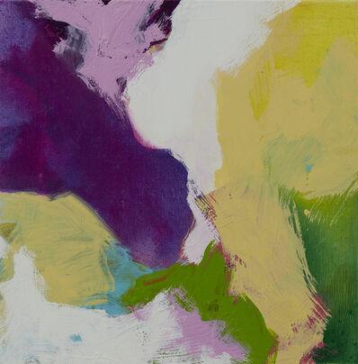 Amanda Gruenwald, 'Pink, Purple, Green', 2018