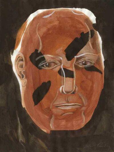 Art Paul, 'Head Study 47'