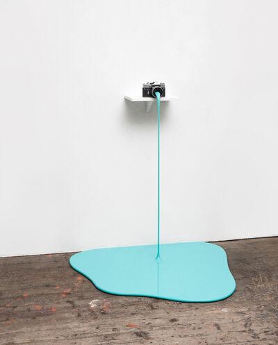 Markus Hofer, 'Farbfoto (Cyan)', 2015
