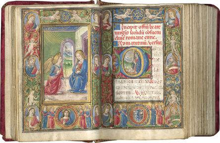The workshop of Attavante degli Attavanti, 'The Calcagni Hours', September 7-1508