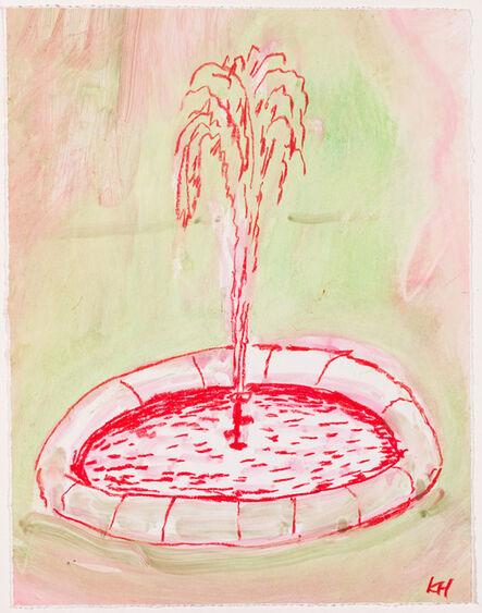 Kathleen Henderson, 'Outtake Drawing', 2021