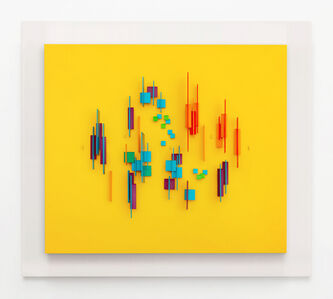 Charles Biederman, 'Structurist Relief, Red Wing #32', 1954-1964