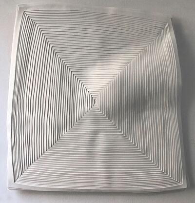 Paola Pezzi, 'Smarginato Quadro ', 2017
