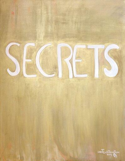 Sarit Lichtenstein, 'Secrets in Gold ', 2014