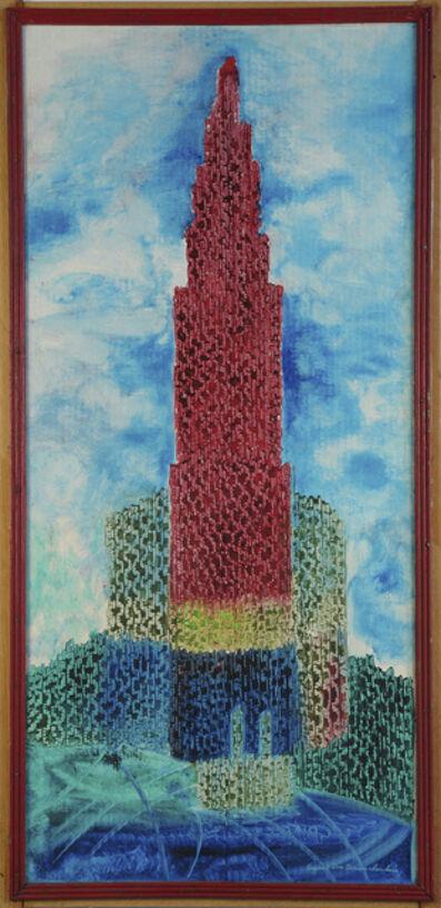 Eugene Von Bruenchenhein, 'Untitled', 1978