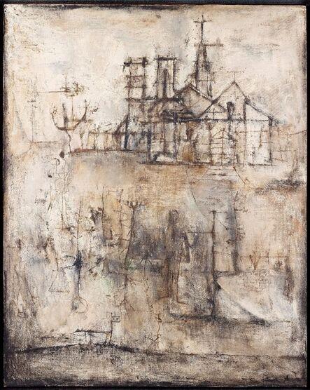 Zao Wou-Ki 趙無極, 'La Cathédrale', 1951