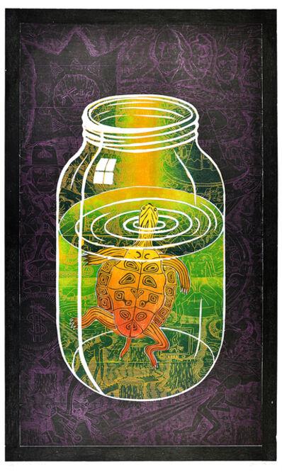 John Buck, 'Crystal Lake', 2001