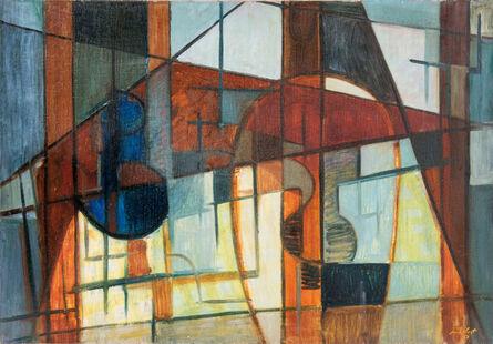 Jean-Claude Libert, 'Contrepoint', 1950
