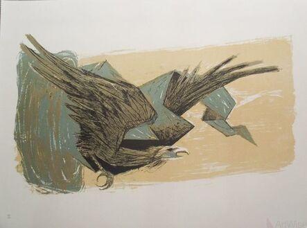 Benton Spruance, 'Sky Hawk', 1968