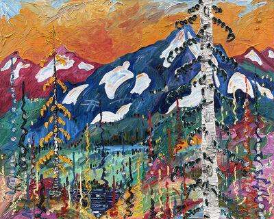 Alex Cameron, 'Two Lakes, Rockies ', 2006