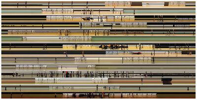 Tori Foster, 'Downtown', 2014