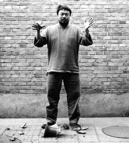 Ai Weiwei, 'Third panel of the triptych Dropping a Han Dynasty Urn', 1995
