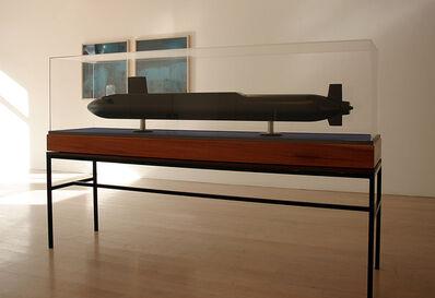 Stefan Gec, 'Fragment (Model of Submarine)', 2002