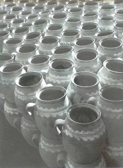 István Hanga, 'Pots ', 1931