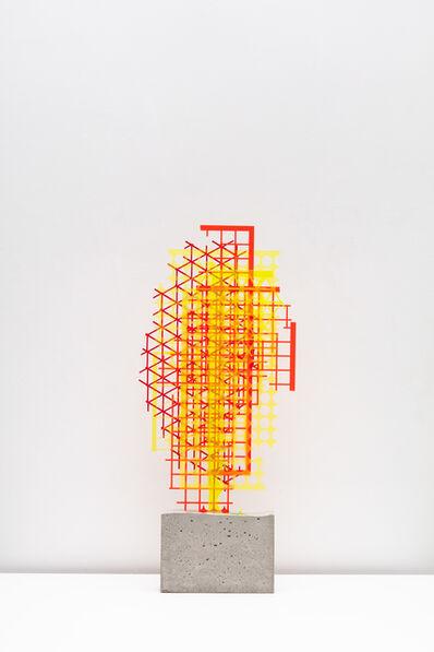 David Batchelor, 'Inter - Concreto (IC11 )', 2019