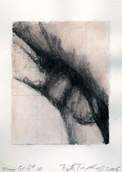 Betty Tompkins, 'Mini Grid #10', 2005