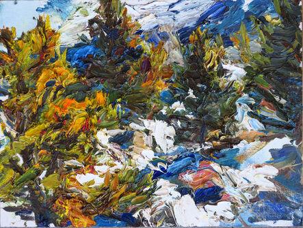 Ulrich Gleiter, 'Small Winter Landscape', 2018