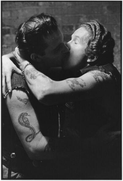 Danny Lyon, 'Corky and Funny Sonny, Chicago, The Bikeriders Portfolio', 1965