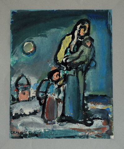 Georges Rouault, 'Mère et l'enfant', ca. 1960