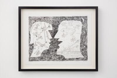 Derek Boshier, 'The Conversation', 2018