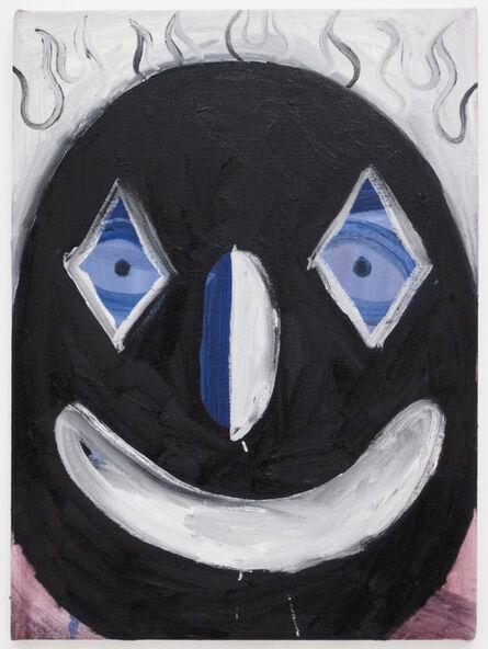 Brian Kokoska, 'Stud Poker (Burning Joker)', 2014