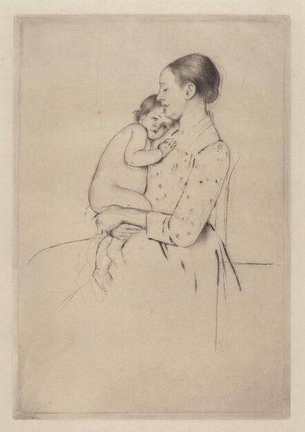 Mary Cassatt, 'Quietude', ca. 1891