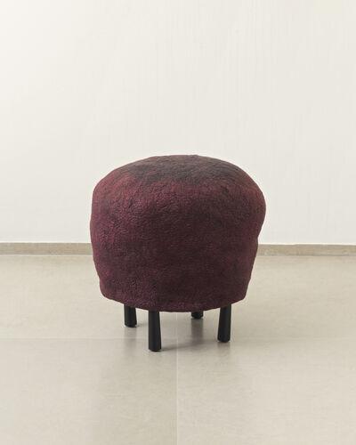 Ayala Serfaty, 'Shah, Stool', 2014
