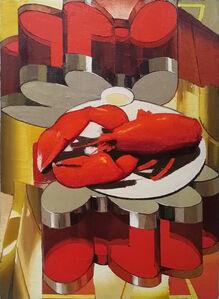 Zhang Yexing 张业兴, 'Balance - Lobster 平衡—龙虾 ', 2019