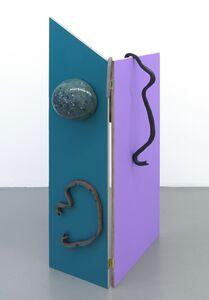Jennifer Tee, 'Room Divider Tao Magic/Lilac', 2018