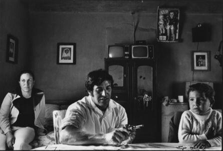 Danny Lyon, 'Juarez (Eddie)', 1978