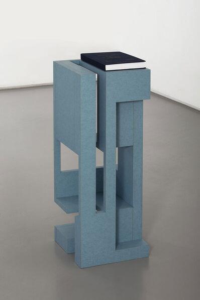 Cheyney Thompson, 'Pedestal 18', 2011