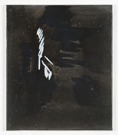 Michael Krebber, 'Untitled', 1995