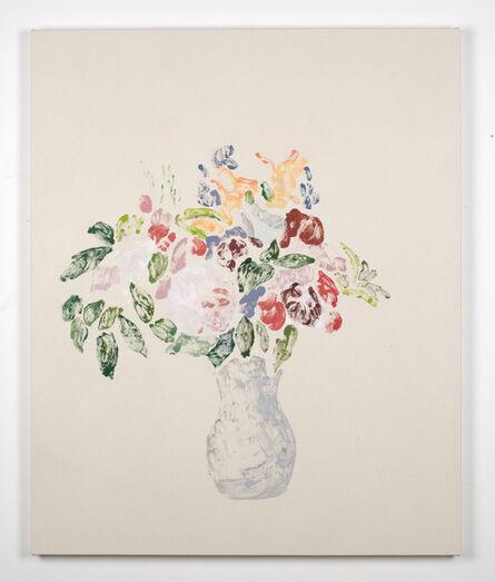 Kristen Van Deventer, 'Vase of Flowers (After Cezanne, After Redon)', 2014