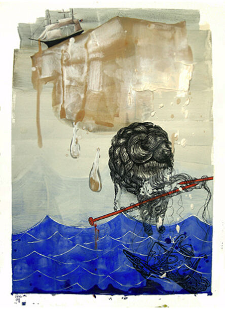 Catherine McCarthy, 'Untitled (on paper)'