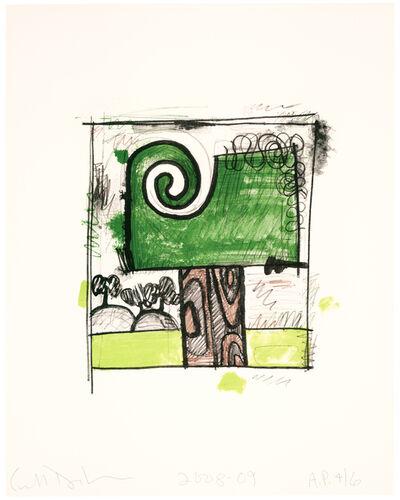 Carroll Dunham, 'Tree 1', 2009