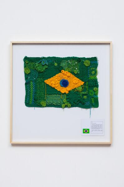 Jaime Lauriano, 'National Flag #3', 2015