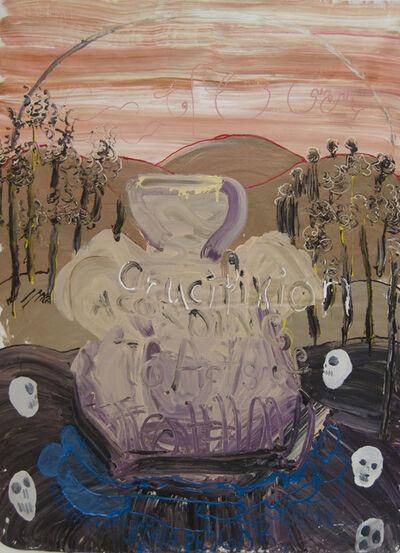 Sam Samiee, 'Crucifixion according to Hafez', 2015