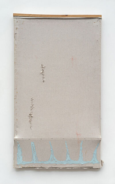 Peter Gallo, 'Small Blue Bed', 2014