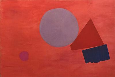 William Perehudoff, 'AC-72-3', 1972