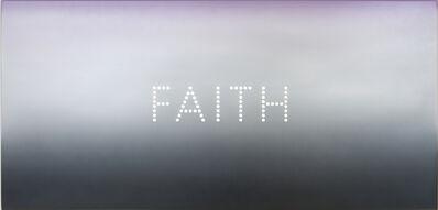 Nathan Coley, 'Faith', 2011