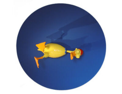 Richard Jackson, 'Duck on the Ceiling', 2008