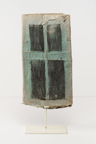 James Castle, 'Untitled (Green screen door)', n.d.