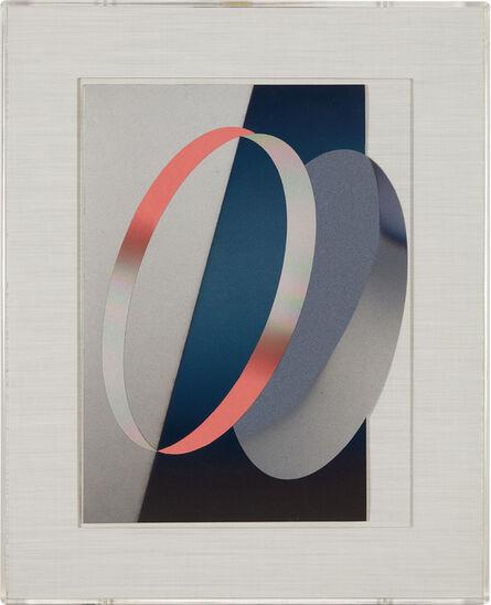 Larry Bell, 'VSE 23', 1982