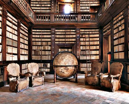 Massimo Listri, 'Biblioteca di Fermo, Italy', 2012