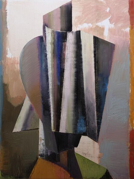 Genti Korini, 'Portrait nr.2', 2016