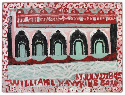 William Hawkins, 'Mt. Vernon', 1988