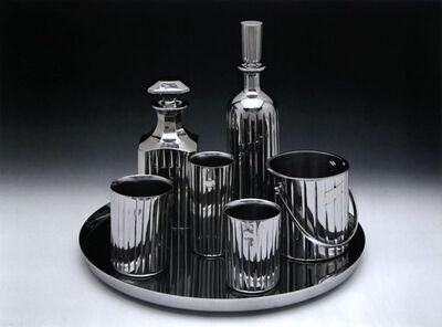 Jeff Koons, 'Baccarat Crystal Set', 1986
