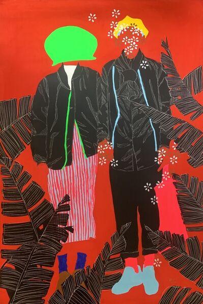 Moustapha Baïdi Oumarou, 'Conditionnement', 2020